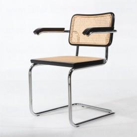 chaise cesca avec accoudoirs