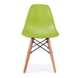 DSW Chair Charles Eames Green