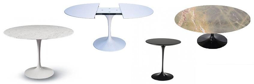 Tulip Tables - Saarinen